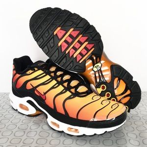 RARE NWOB Nike Air Max Plus TN OG Sunset Orange